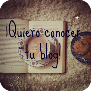 Biblioteca de Flashia, Quiero conocer tu blog