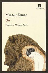 oso, marian engel, impedimenta