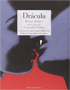 drácula, bram stoker, fernando de vicente, reino de cordelia