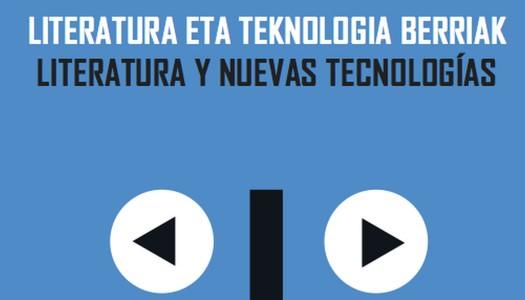 LiburuTEKia 2015: literatura y nuevas tecnologías