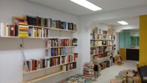 Libu, librería, bilbao, zubietxe, inserción social, interior