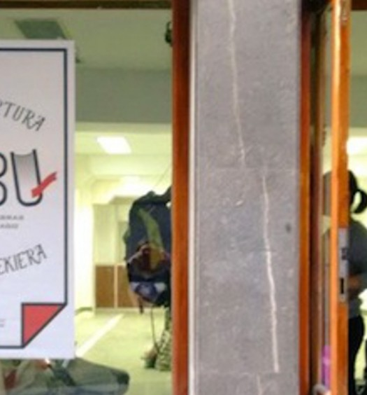Libu, librería, bilbao, zubietxe, inserción social