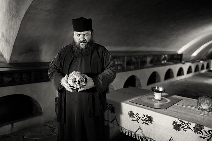 Xavier ferrer Chust. Monasterio. XIII curso de fotografía Sol Cultural