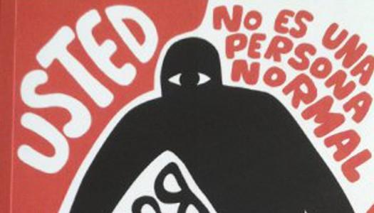 Borja Crespo: Usted no es una persona normal