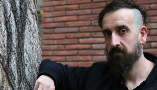Javier Calvo: El fantasma en el libro