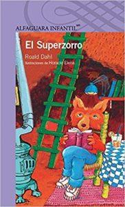 el superzorro, roald dahl, libro infantil