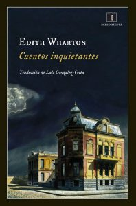 cuentos inquietantes, impedimenta, edith wharton, portada