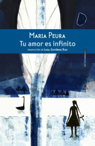 tu amor es infinito, maria peura, relatos en construcción, portada, sexto piso