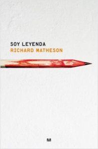 soy-leyenda_richard mathewson, portada, minotauro, relatos en construcción