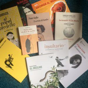 lo que ha dado de si mayo, bookhaul